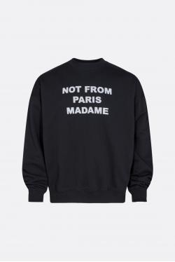 Drôle de Monsieur Slogan Le Sweatshirt